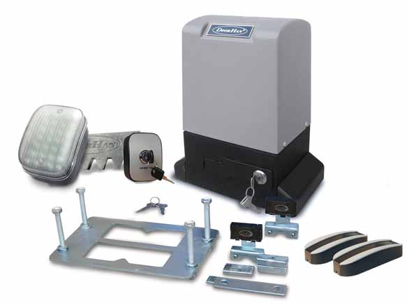 Автоматика для откатных ворот: SL-2100KIT