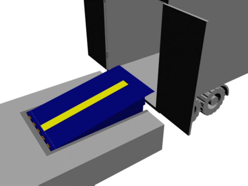 Подъемная уравнительная платформа Дорхан