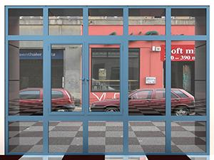 Алюминиевое остекление - раздвижные алюминиевые окна